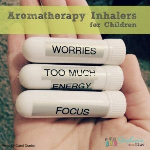 essential oil inhalers-- These inhalers are extremely easy use to make and use. I love how convenient they are to carry in my purse so that I always have them when I need it.
