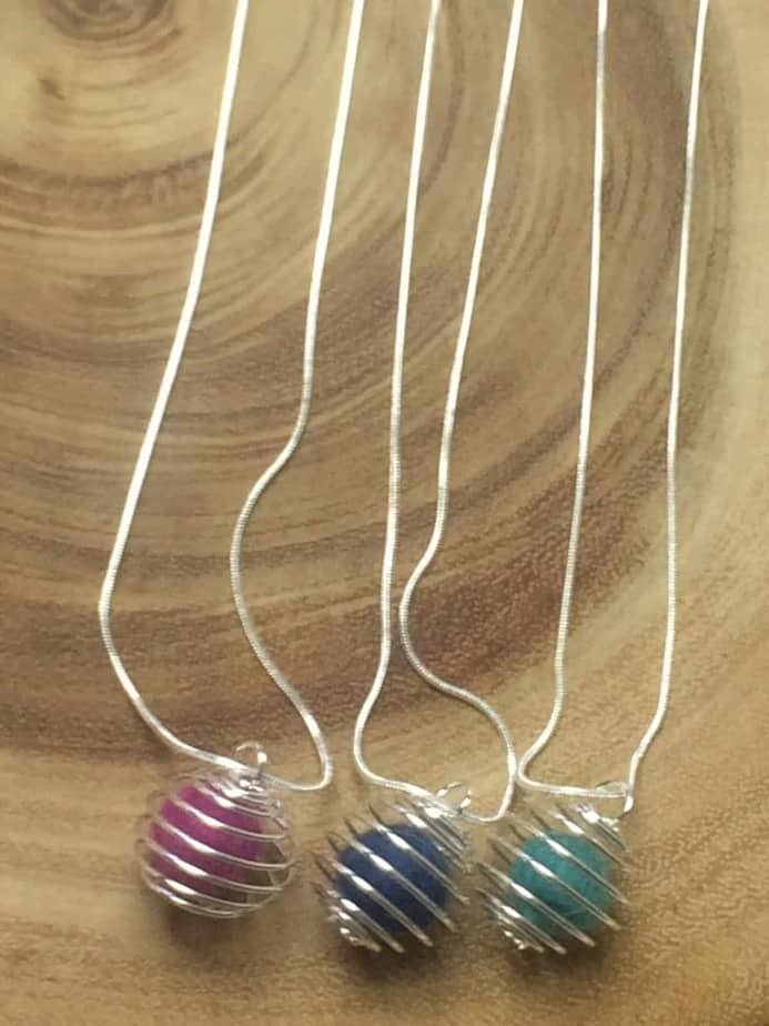 How To Make Diffuser Necklace One Essential Community