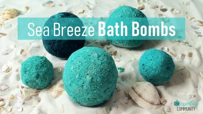 easy DIY recipe for making homemade bath bombs with essential oils -- free printable of all 15 bath bomb recipes-- doTERRA, Young Living, essential oil recipes, natural beauty, #doTERRA, #YoungLiving, #essentialoils