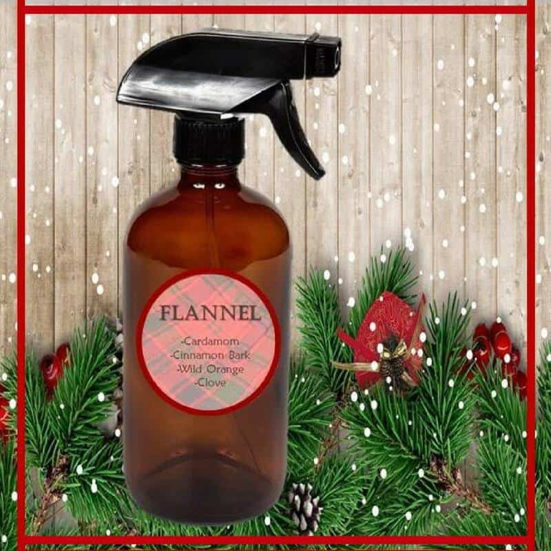 Christmas Tree Smell Spray