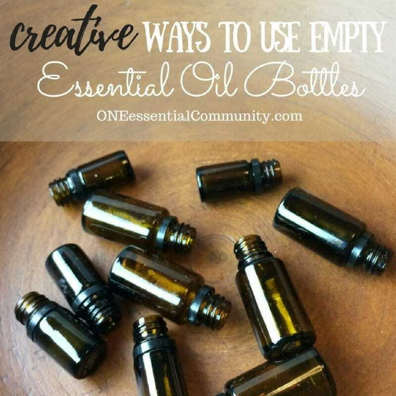 This Is Part 2 Of A Two Part Post On Creative U0026 Clever Ways To Reuse Empty  Essential Oil Bottles.