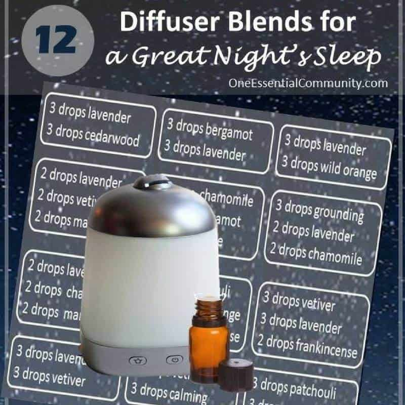 Essential Oils Diffuser For Less ~ Best essential oil diffuser blends for sleep one