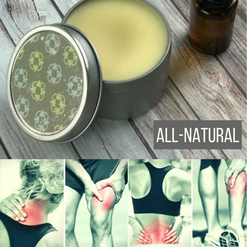 Diy Sore Muscle Rub With Essential Oils One Essential
