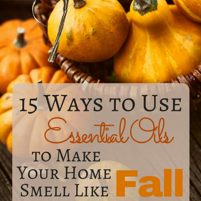 15 Ways To Use Essential Oils To Make Your Home Smell Like
